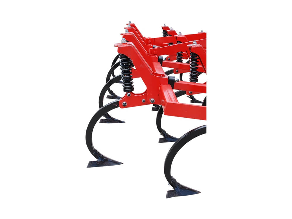 Three Line Spring Cultivator
